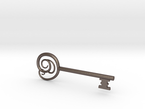 Wrought Key in Stainless Steel