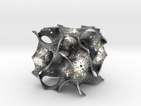 Paramtric_model_object in Raw Silver