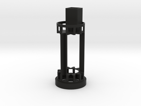 RCCU Kit : Crystal Chamber Chassis (1 of 2) in Black Strong & Flexible