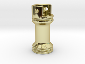 123DDesignDesktopSel in 18k Gold