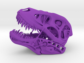 Terminator REX (small scale) in Purple Strong & Flexible Polished