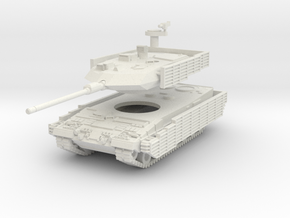 MG100-G03A Leopard2A6M in White Strong & Flexible