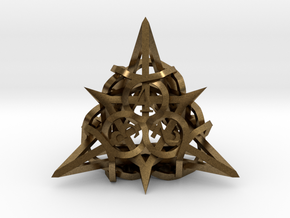 Thorn Die4 in Raw Bronze
