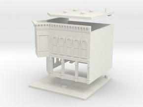 Old Tyme Store - Zscale in White Strong & Flexible