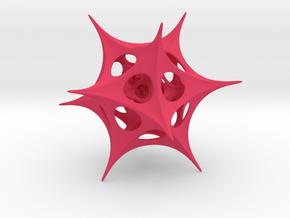 Holey in Pink Strong & Flexible Polished
