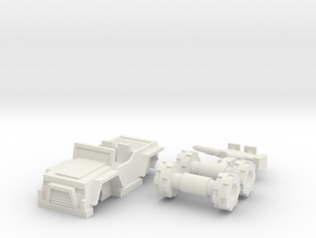 Hound vehicle mode in White Strong & Flexible