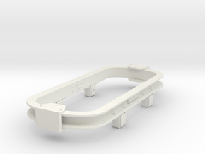 Gn15 Skip chassis in White Strong & Flexible