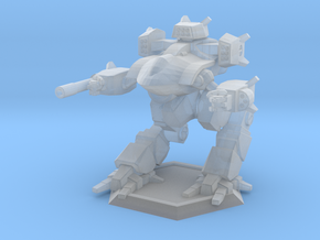 Mecha- Guardian II (1/285th) in Frosted Ultra Detail