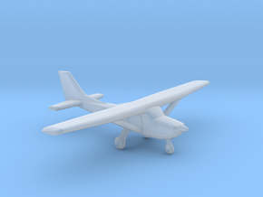 Cessna 172 in Frosted Ultra Detail: 1:220