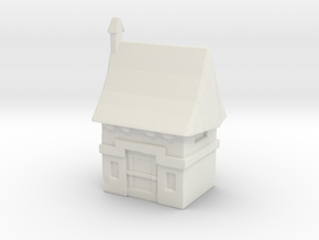 Vampire House in White Strong & Flexible