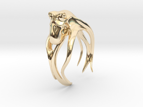 Octo, No.1 in 14K Gold
