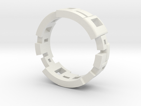 Box ring in White Strong & Flexible