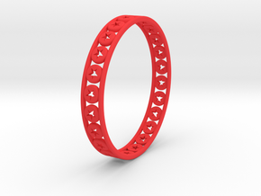 ArmSter in Red Strong & Flexible Polished