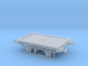 1:87 FSJ/SVR open wagon type I (chassis) in Frosted Ultra Detail