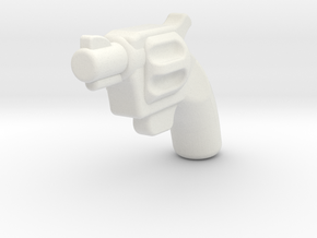 Snubnose2 in White Strong & Flexible