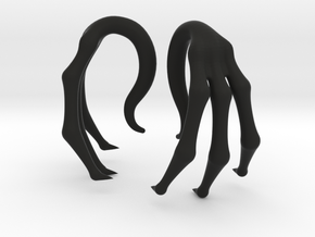 Claws 4g in Black Strong & Flexible
