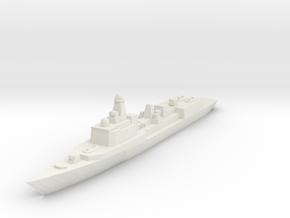 051C PLAN Destroyer 1:2400 x1 in White Strong & Flexible