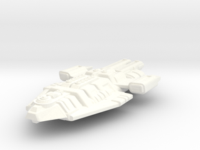 Starship Larger in White Strong & Flexible Polished