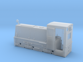 Hf50b Waldbahn 1:32 in Frosted Ultra Detail