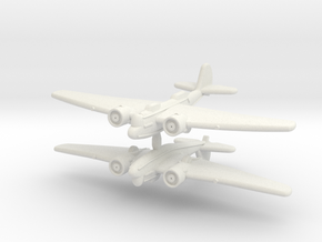 1/600 Martin B-10 (WSF) in White Strong & Flexible