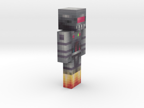 6cm | BebopVox from Minecraft Mondays ! in Full Color Sandstone