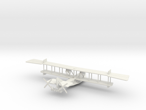 Felixstowe F.2a late version 1/144th scale in White Strong & Flexible