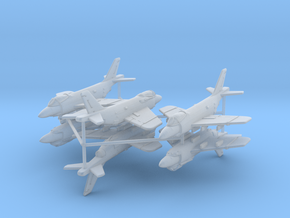 1/600 F3H Demon (x6; FUD)* in Frosted Ultra Detail