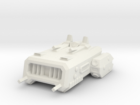 Dwarven Hauler Space Brick in White Strong & Flexible