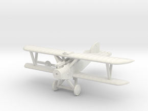 1/144th Albatros D.III in White Strong & Flexible