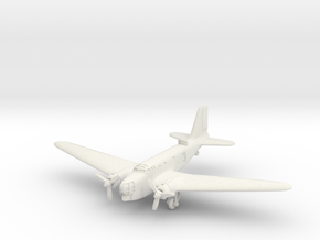 Douglas B-18A 6mm 1/285 in White Strong & Flexible