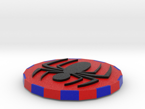 Spiderman Double Sided card Cover  in Full Color Sandstone