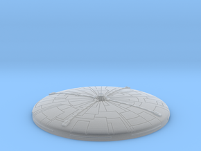 BSG (Galactica) Dome - for large Salzo kit in Frosted Ultra Detail