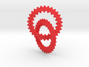 Smaller Widget #3 of 4 in Red Strong & Flexible Polished