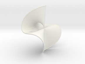 Cubic Surface KM 42 in White Strong & Flexible
