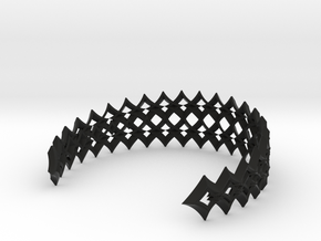 haarband02 in Black Strong & Flexible