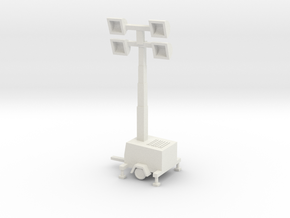oo scale site lights in White Strong & Flexible