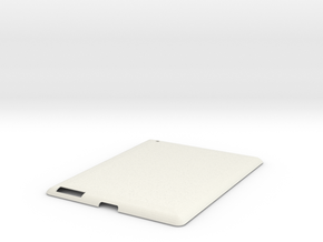 iPad 2 Case in White Strong & Flexible