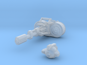 advanced Battle Cannon 001a support in Frosted Ultra Detail