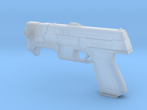 The Lawgiver final in Frosted Ultra Detail