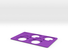 Pick Pocket in Purple Strong & Flexible Polished