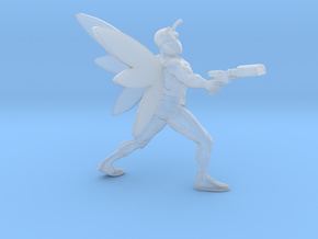 Bodacious Bug Man (Wings) in Frosted Ultra Detail