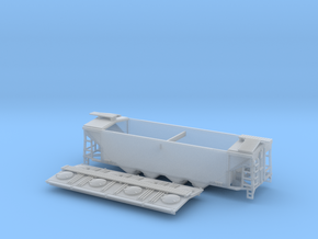 U8 TT Scale (1:120) with Roofwalk in Frosted Ultra Detail