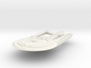 Hampton Class MedCruiser or AsstCruiser in White Strong & Flexible