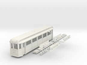 Chassis Hofsalonwagen WLB in White Strong & Flexible