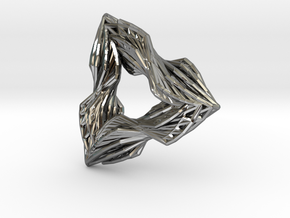 Lucious Geometry in Premium Silver
