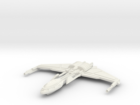 Bird Of Pray Class Cruiser in White Strong & Flexible