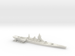 1/1800 MN BC Dunkerque[1940] in White Strong & Flexible