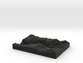 Model of Curry Village in Black Strong & Flexible
