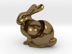 Bunnyr in Polished Bronze