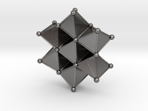 Anderson-arestes-netfabb in Polished Nickel Steel